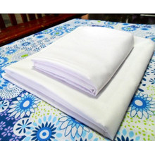 TC80/20 110*76 58/59 white pocket cloth